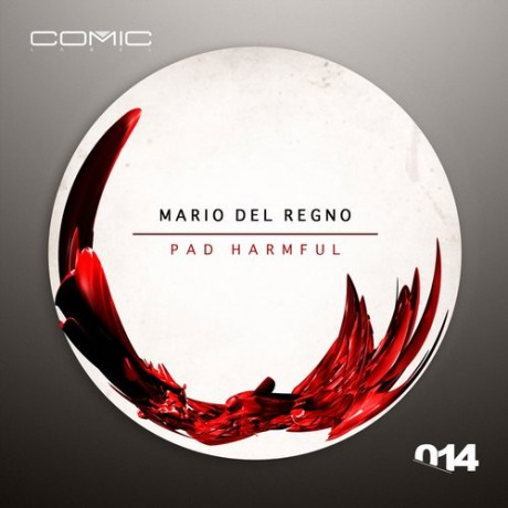 Mario Del Regno – Pad Harmful [COMIC014]